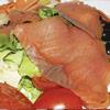 bresaola al salmone